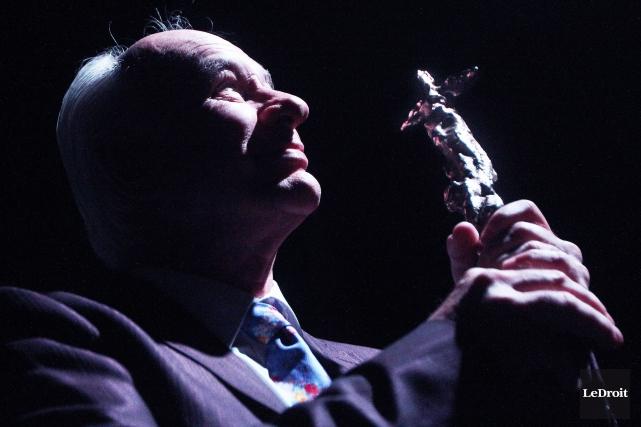 Didier Farré n'a «pas de genre préféré», et apprécie tout, même les films... (Etienne Ranger, Archives LeDroit)