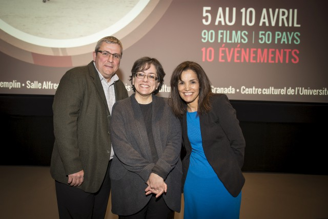 La programmation du Festival Cinéma du monde de... (Spectre Média, André Vuillemin)
