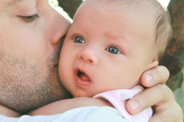Le premier ministre Justin Trudeau dit que la création d'un congé parental qui... (123RF)