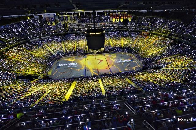 Les amateurs de hockey de Québec devront peut-être... (Photothèque Le Soleil, Pascal Ratthé)