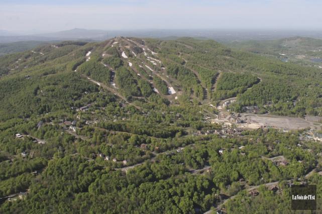 L'offre d'activités dans la montagne de Bromont est... (Photo archives La Voix de l'Est)