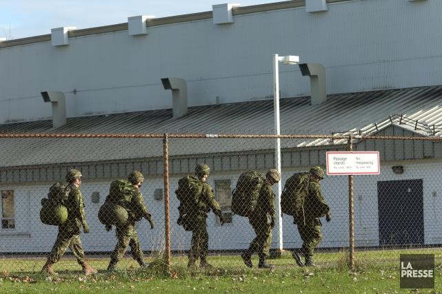 La police militaire aurait rapporté des «incidents dePokémon... (Archives La Presse, Martin Chamberland)