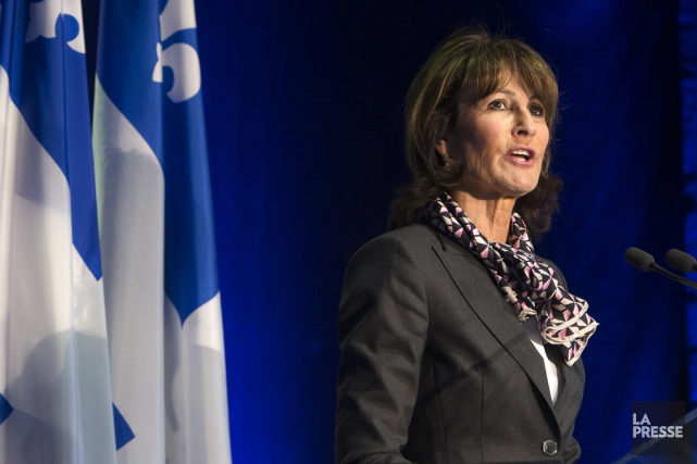 La ministre de l'Immigration, Kathleen Weil.... (Photo Robert Skinner, archives La Presse)