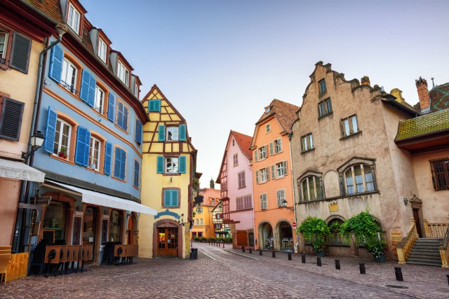 Colmar, en Alsace.... (PHOTO THINKSTOCK)