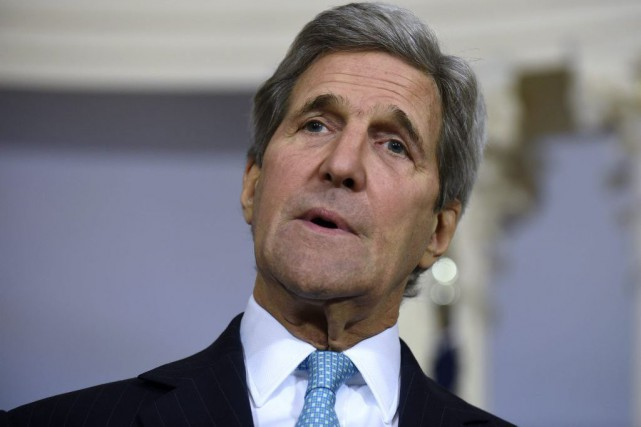 John Kerry... (Photo Susan Walsh, archives Associated Press)