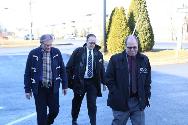 Le service des enquêtes sur les crimes majeurs de la Sûreté du Québec a... (Janick Marois)