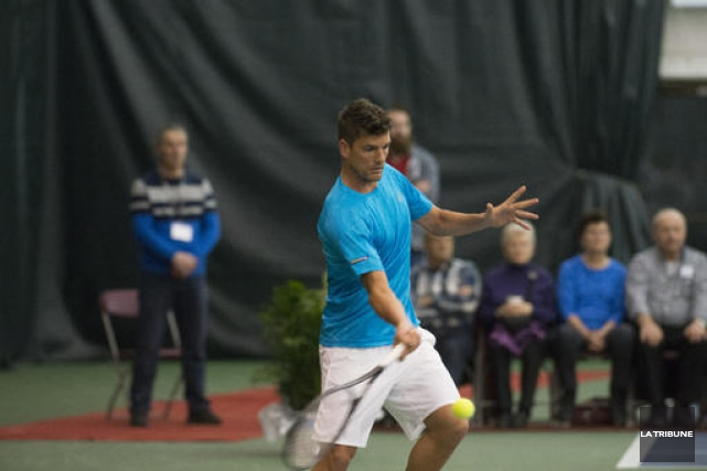 Frank Dancevic... (Archives La Tribune, Julien Chamberland)