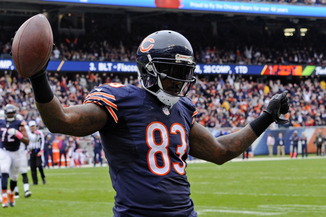 Martellus Bennett... (Photo Matt Marton, archives USA Today)