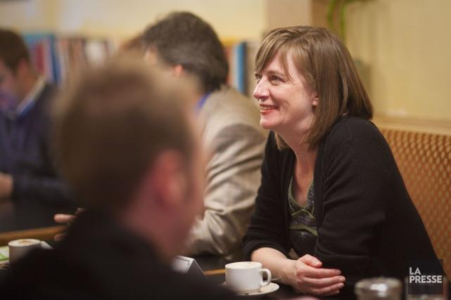 Érika Duchesne avaitdémissionné de Projet Montréal en septembre... (PHOTO ANDRÉ PICHETTE, ARCHIVES LA PRESSE)