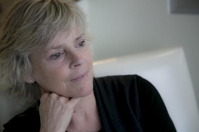 Hélène Dorion lance ces jours-ci un tout nouveau... (Spectre Média, René Marquis)