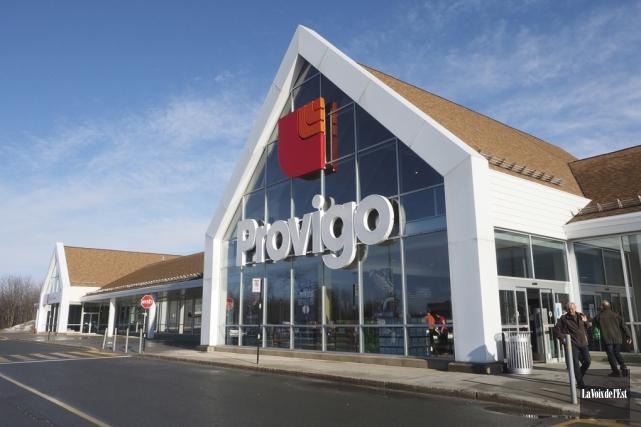 La transformation annoncée du supermarché Loblaws de Granby... (Alain Dion, La Voix de l'Est)