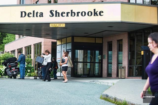 Destination Sherbrooke se dote d'un nouvel incitatif pour attirer des congrès... (Archives La Tribune)