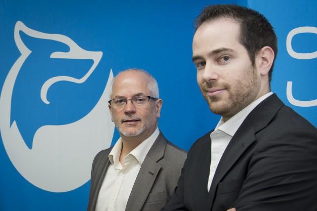 Éric Gauthier et Alexandre Paquet sont les cofondateurs... (Spectre Média, André Vuillemin)