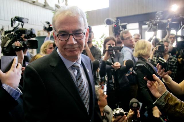 Nommé premier commissaire de l'Unité permanente anticorruption en... (PHOTO DAVID BOILY, LA PRESSE)