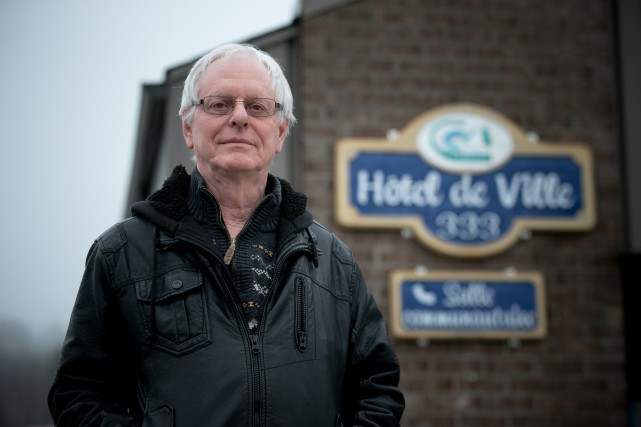 Le maire de Chertsey, Michel Surprenant, s'oppose aux... (PHOTO FRANÇOIS ROY, LA PRESSE)
