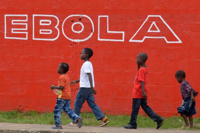 Deux malades d'Ebola identifiés dans le sud de la Guinée après le décès de deux... (PHOTO DOMINIQUE FAGET, ARCHIVES AGENCE FRANCE-PRESSE)