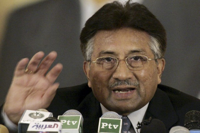 Pervez Musharraf en 2007.... (PHOTO FAISAL MAHMOOD, ARCHIVES REUTERS)