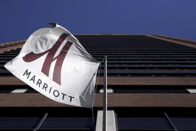Starwood donne jusqu'au 28 mars à Marriott pour surenchérir... (PHOTO ANDREW KELLY, ACHIVES REUTERS)