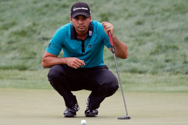 Jason Day... (Photo Reinhold Matay, USA Today)