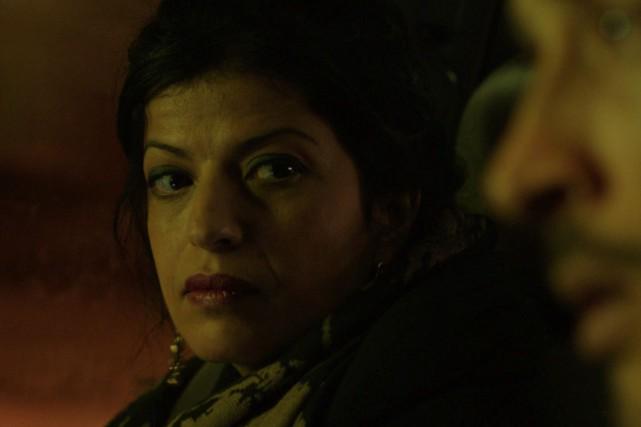 Dans leur quête nocturne, Kahina et Amokrane vont... (Fournie par K-Films Amérique)