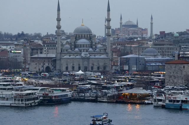 Istanbul (photo), la Cappadoce, Antalya et la mer... (PHOTO OSMAN ORSAL, REUTERS)