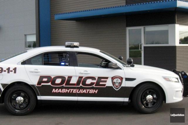 Le service de police de Mashteuiatsh ne sera... (Archives Le Quotidien)