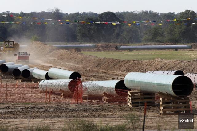 Toujours contre le projet d'oléoduc Énergie Est tel qu'il a été présenté, la... (Photothèque Le Soleil)