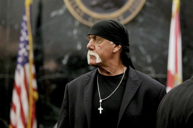 Un jury américain a condamné vendredi le site Gawker à payer 115 millions de... (Photo Reuters)