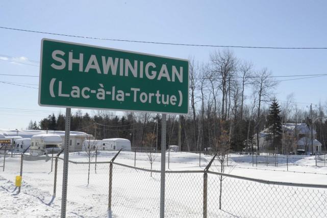 Le registre organisé par Shawinigan et Hérouxville, les... (Sylvain Mayer)