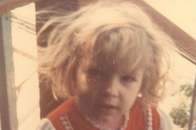 Lorraine Legault avait trois ans lorsqu'elle a disparu... (Photo SPVM, via PC)