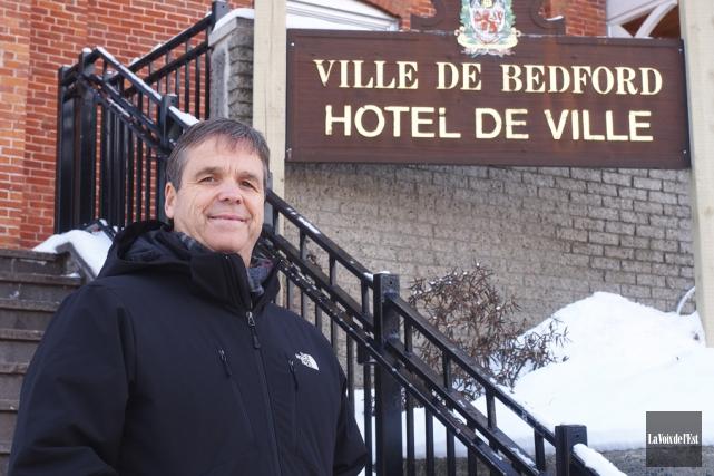 Le maire de Bedford, Yves Lévesque, ne croit... (photo Alain Dion, archives La Voix de l'Est)