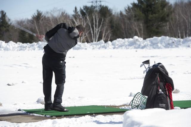 La saison est lancée au golf Les Rivières (Stéphane Lessard)