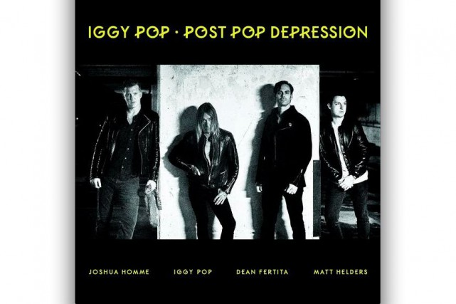 ROCK, Post Pop Depression, Iggy Pop...