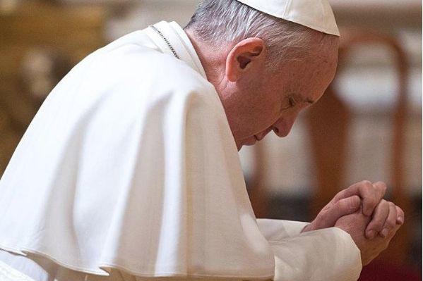 Le pape a choisi la date de samedi... (Tirée d'Instagram)
