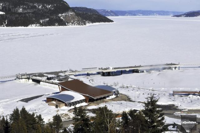 Promotion Saguenay aimerait accueillir des navires de croisières... (Photo Le Quotidien, Rocket Lavoie)