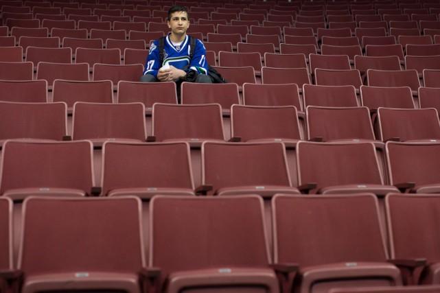 Lorsqu'il est arrivé au Canada, le jeune Shergo Kurdi a presque immédiatement... (Photo La Presse Canadienne)