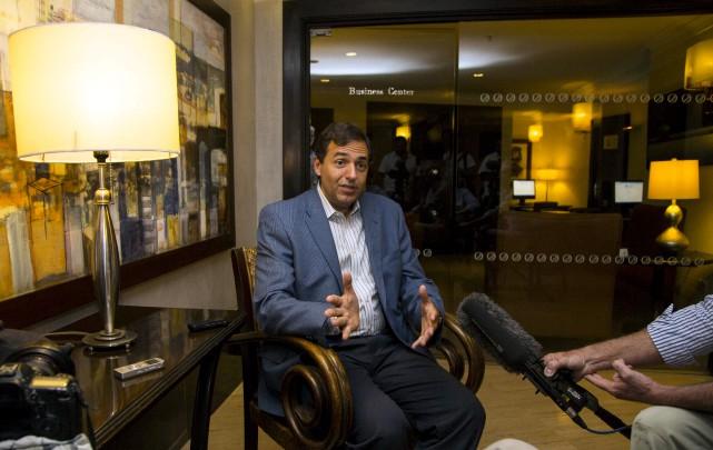 Le responsable des activités en Amérique latine de... (Associated Press)