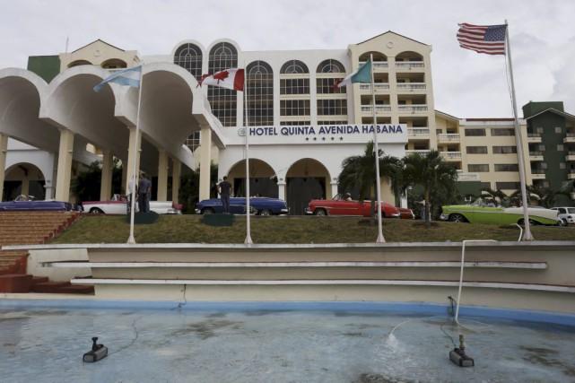L'hôtel Quinta Avenida, situé à La Havane, rouvrira... (PHOTO REUTERS)