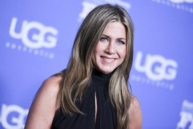 Mariée depuis l'été dernier à JustinTheroux, Jennifer Aniston... (AP, Richard Shotwell)