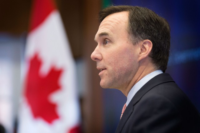 Le ministre des Finances du Canada, Bill Morneau,... (PHOTO PETER POWER, ARCHIVES LA PRESSE CANADIENNE)