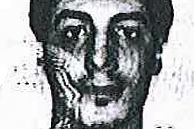 Laachraoui avait également été contrôlé dans une voiture... (Photo fournie par la Police belge, AFP)