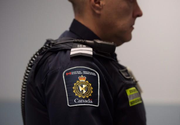 Contrairement aux autres corps policiers, l'Agence des services... (photoDarren Calabrese, archives la presse canadienne)