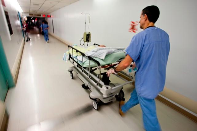 Avec un taux de mortalité de 7%, le... (photo Martin Chamberland, archives La Presse)