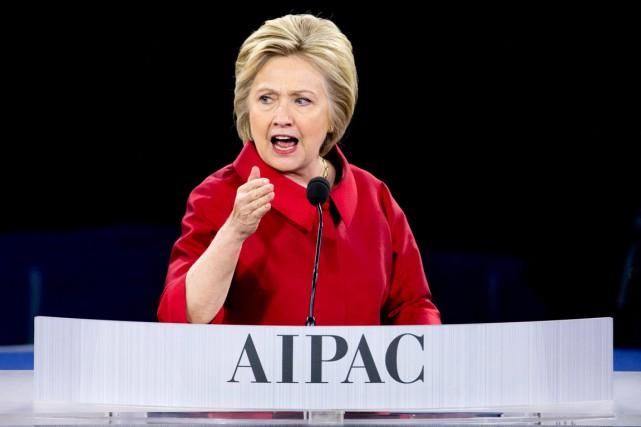 Hillary clinton attaque donald trump sur isra l maison for Attaque a la maison blanche