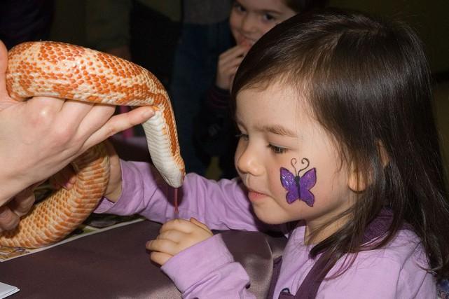Pour Pâques, le Zoo Ecomuseum de Sainte-Anne-de-Bellevue propose... (PHOTO FOURNIE PAR L'ÉVÉNEMENT)