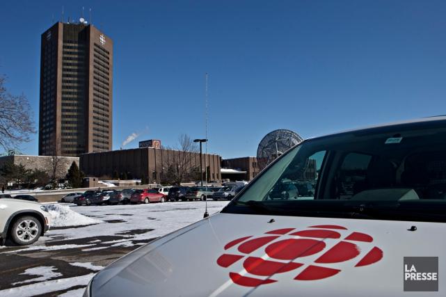 La mise en vente de la Maison Radio-Canada (MRC) a suscité un vif intérêt dans... (PHOTO PATRICK SANFAÇON, ARCHIVES LA PRESSE)