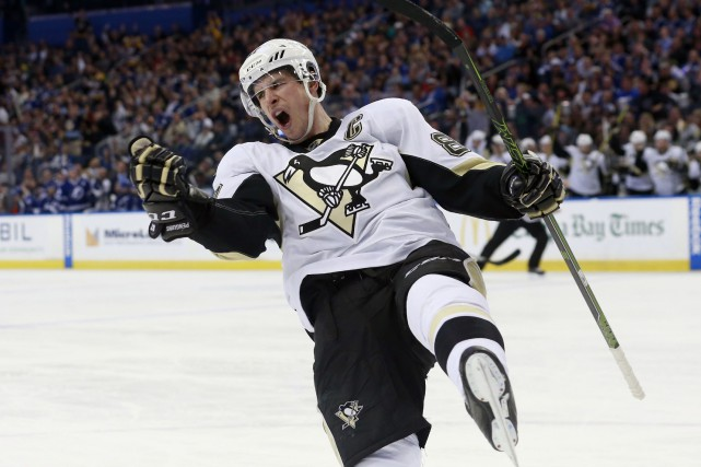Sidney Crosby... (Photo Kim Klement, archives USA Today Sports)