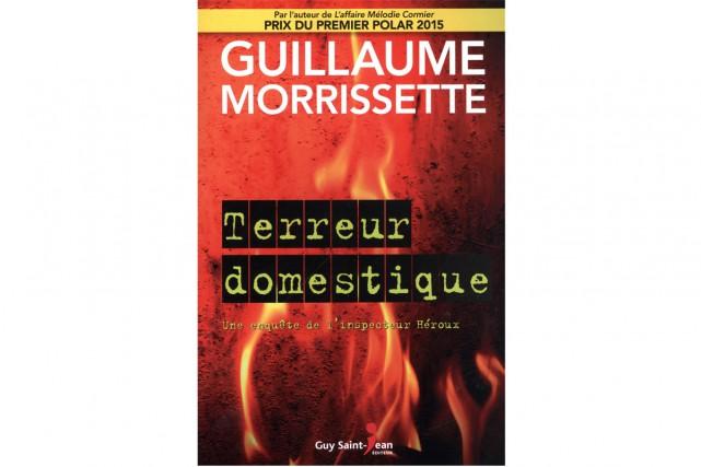 En2015, Guillaume Morrissette a fait une entrée remarquée dans le polar...