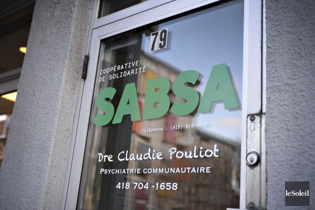 La population pourra manifester concrètement son appui à SABSA en contribuant... (Photothèque Le Soleil, Patrice Laroche)