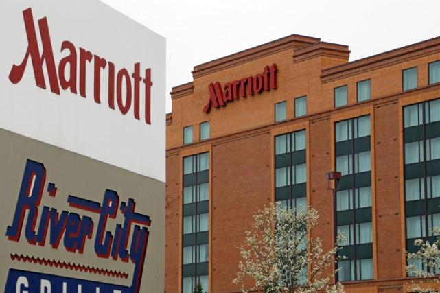 La transaction créerait la plus grande société hôtelière... (Archives Associated Press)